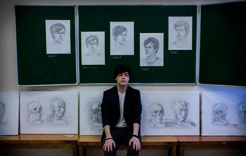 Творческий конкурс на факультет дизайна украина